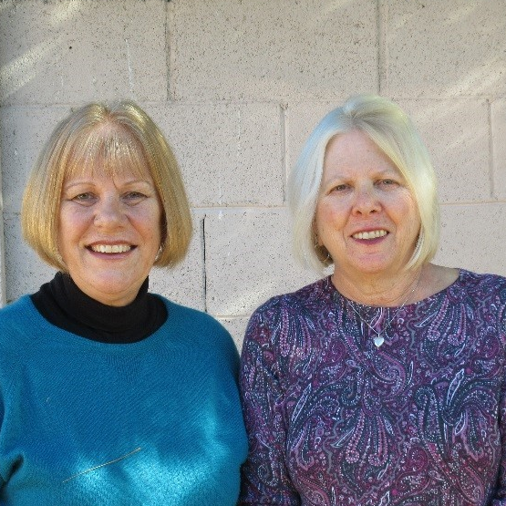 ILENE BORZE AND BETTY HEYING-STANLEY